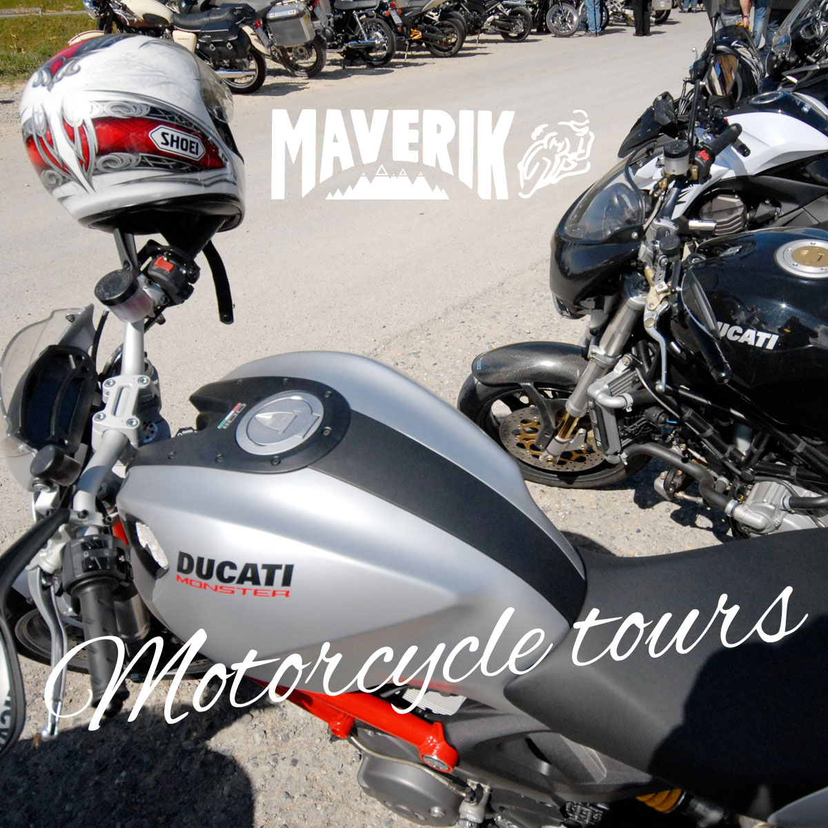 Maverik Motorcycle Pointer